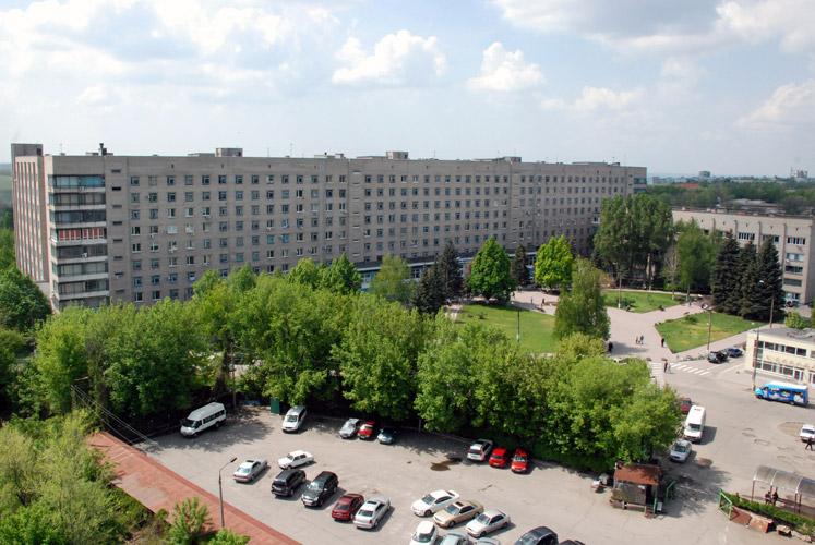 27 клиническая больница екатеринбург